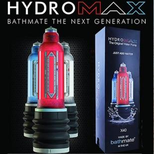 Bathmate HydroMax X30 улучшенная гидропомпа